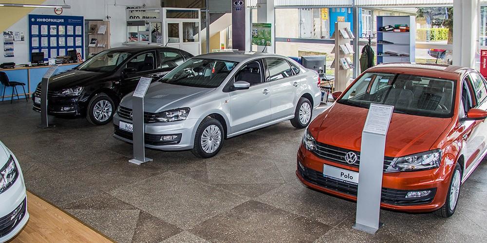 Официальный дилер Volkswagen и автошкола «МовипАвто» проводят тест по ПДД